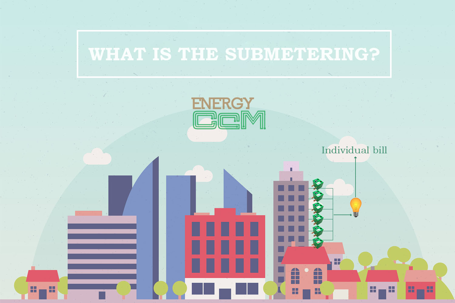 Submetering energy