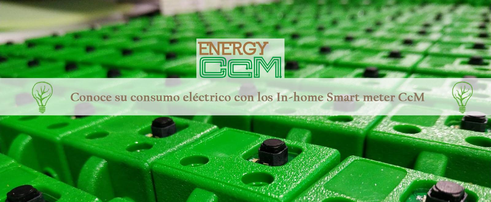 Monitorizar el consumo eléctrico