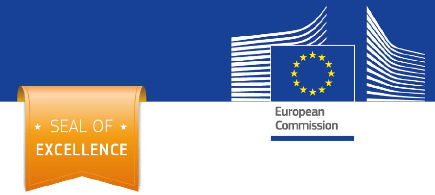 Sello de excelencia Unión europea