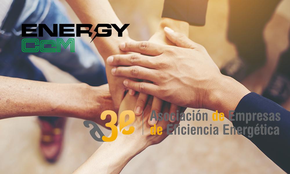 Energy CcM miembro de A3E