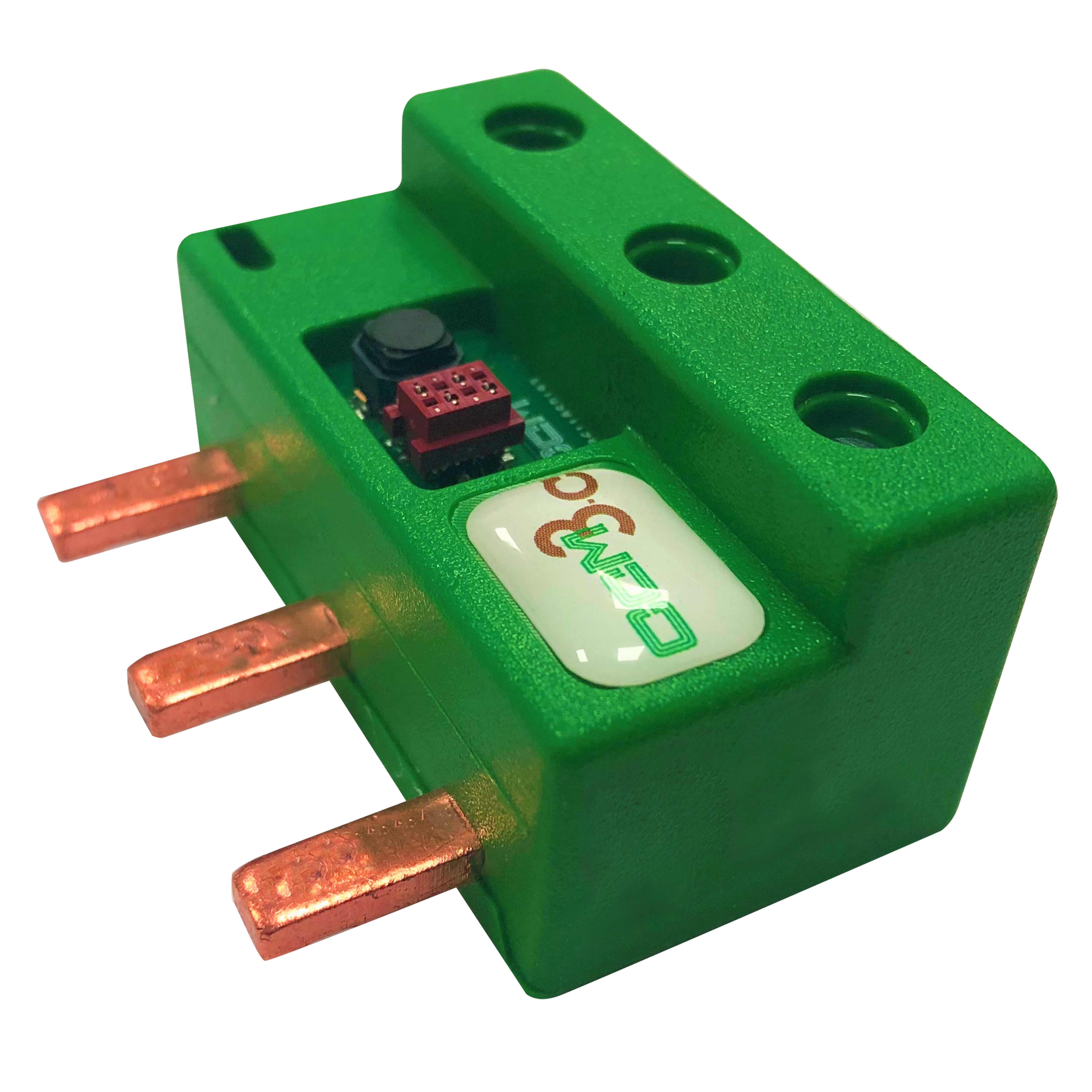Monitoreo de Energía eléctrica