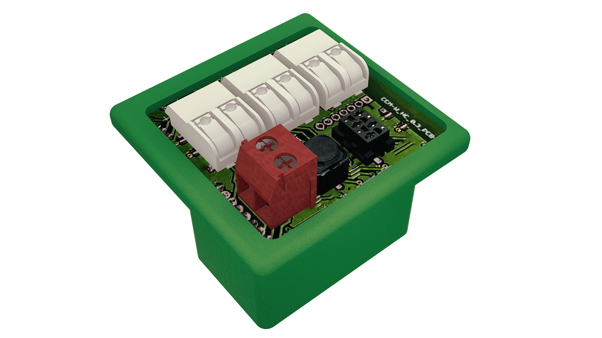 Medidor de consumo eléctrico wifi CcM-W HC