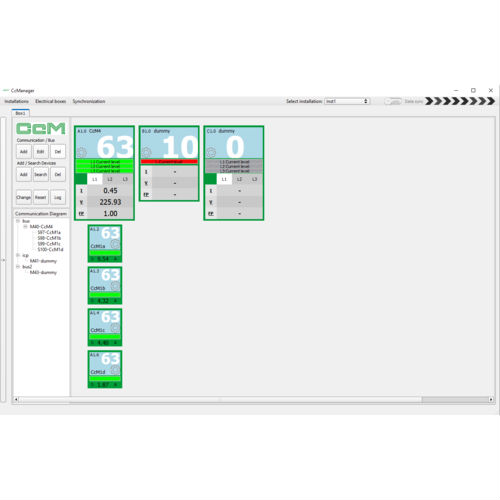 Software CcManager para conocer tus datos de los home smart meter CcM title=